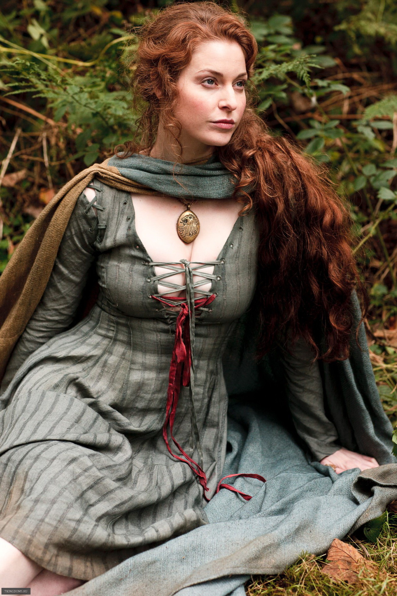 Esme Bianco as Ros in Game of Thrones