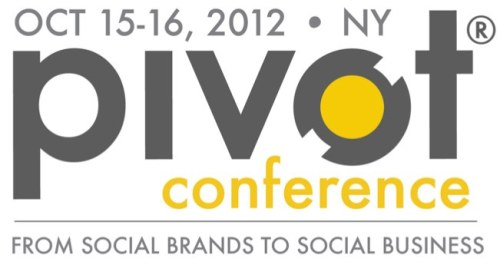 Pivot Conference, NYC.That's where I'll be today and tomorrow; demonstrating a new social drawing app  called Doodle.lyI'll be the guy drawing everybody on an iPad in the front row of the auditoriumPlease stop by and say hi!