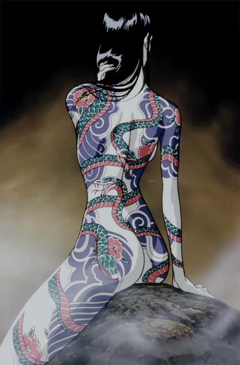 harakirichamber:  Ninja Scroll