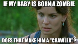 thedailymeme:  Skeptical Lori  Thanks http://spook-kake.tumblr.com/