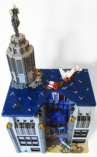 ryan-amusements:  Lego Rapture