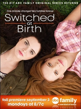 "I am watching Switched at Birth                   """"People gossip. Some people get fired. Some people are jerks. Not everyone gets a trophy. Welcome to the real world.""""                                            18 others are also watching                       Switched at Birth on GetGlue.com"