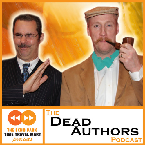paulftompkins:  AVAILABLE RIGHT NOW: DEAD AUTHORS CHAPTER 11: J.R.R. Tolkien featuring Matt Walsh SUBSCRIBE.  Listen to the new Dead Author's epsiode with J.R.R. Tolkien, you'll be happier than a house cat on a roomba!