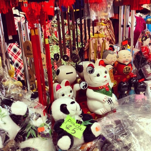 Day 286 of 366 Randomness & a $5 panda at #chinatown #losangeles #california #instagram #instagrammers #photootd #photooftheday #project366 #igdaily  (Taken with Instagram)