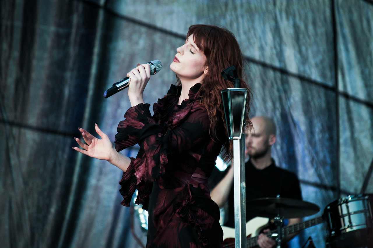 Florence + the MachineMusic Midtown, Atlanta, 2012