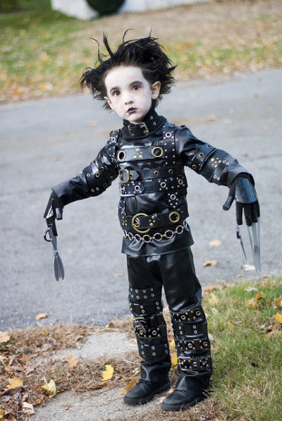 When I adopt my first son or daughter. This. This will be their costume.