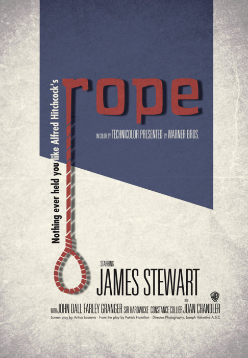 Rope by Enrique Escalante