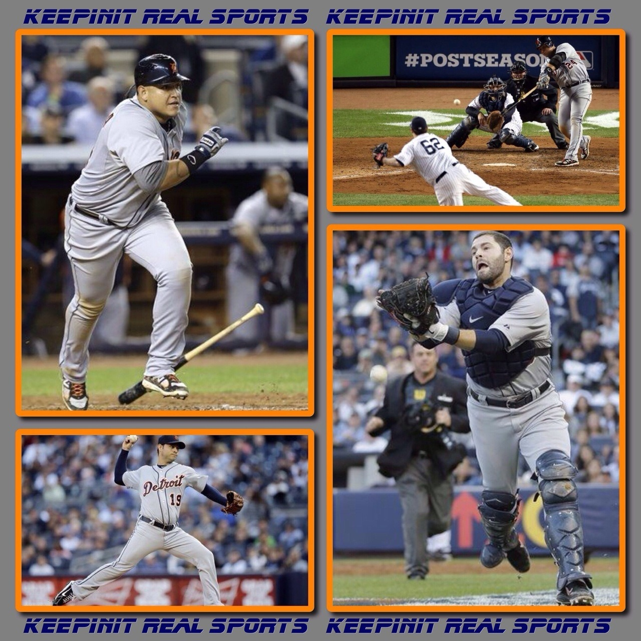 MLB:  Tigers - vs - Yankees MLB: American League Championship Series Tigers 3 Yankees 0 FINAL Detroit leads 2-0View Postshared via WordPress.com