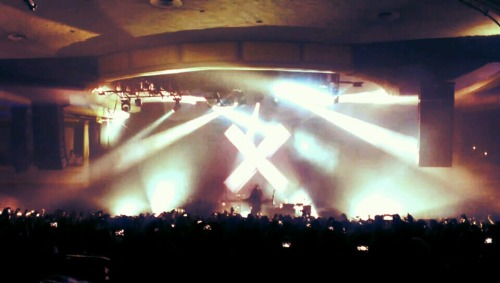 The xx at the Palladium