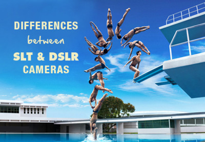 Differences Between SLT and DSLR Cameras