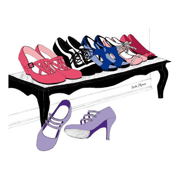 Mode Galeries Illustration   (clipped to polyvore.com)
