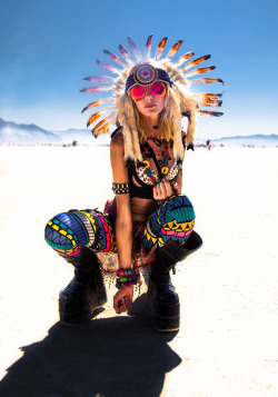 BURNING MAN by Photography Ian Brewer | via: devidsketchbook.com