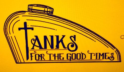 """TANKS- for the Good Times!"" Is a gallery style display of Hand Painted & Designed Motorcycle Gas Tanks.   Crafted by 20+ individual artists. From painters, stripers, tattooers, sculptors and more. Submitted from all over- West Coast to East Coast! Displaying an array of styles and designs!  All gas tanks will be displayed and priced to sell; both functioning and art's sake tanks!   There will also be a killer raffle of goodies from badass sponsors including:  Lowbrow Customs,  Show Class Magazine,  LOWSIDE Magazine,  more TBA.  There will be Beers.  There will be Babes.  There will be so many rad gas tanks, you'll lose your mind!   December 1st MilkBar, Columbus OH 765 N High St. Columbus OH 43215"