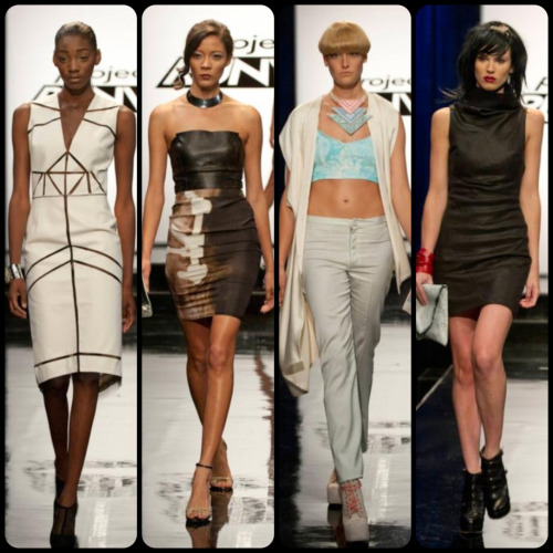 NEW BLOG POST!!  Project Runway: Finale Part 1 - The Recap!