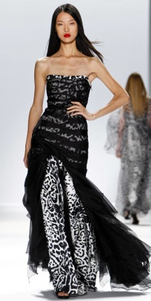 Still crushing on this Carlos Miele Spring 2013 gown. #NYFW