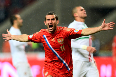 THIS WEEKEND - Russia's national football team defeated its counterpart from Portugal in a qualifying football match for the 2014 World Football Championship. Source: RIA Novosti / Alexey Philipov