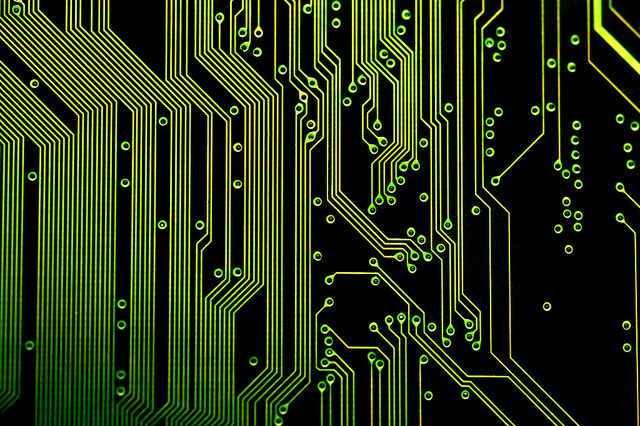 Belgian Hackers Let You Build Circuit Boards on the Web | Wired Enterprise | Wired.com The rise of low-cost, hacker-friendly electronics is fueling a new wave of hardware hobbyists. Using programmable boards like the Arduino and dirt-chip computers like the Raspberry Pi, you can build everything from your very own supercomputers to an internet-connected beer fermentation refrigeration system. But Belgium startup called Circuits.io wants to take this trend even further. It wants to give you the power to build your own custom circuit boards. Historically, that's been expensive and difficult for hobbyists to do, but Circuits.io wants to change that by offering a web-based circuit board design system made especially for hobbyists complete with library of open source component designs. And soon it will also offer a CafePress-style print-on-demand service for circuit boards.