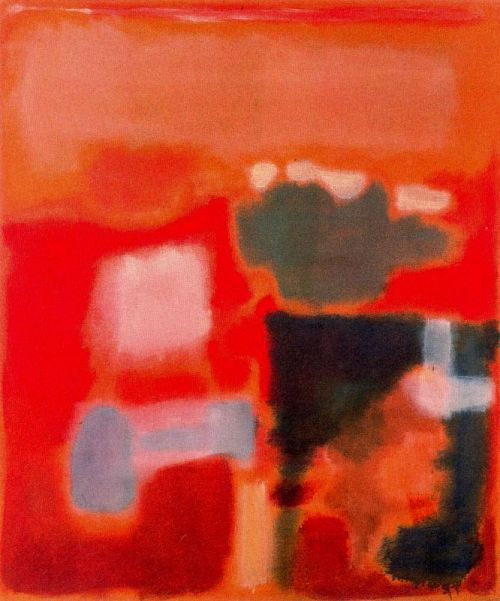 art-and-fury:  N.1 - Mark Rothko