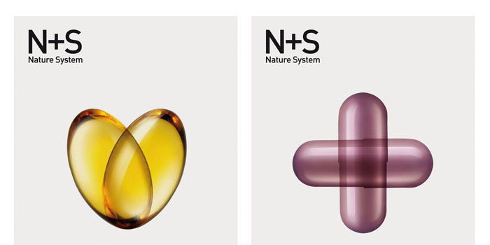 N+S Dietry Supplements By Enric Aquilera Asociados