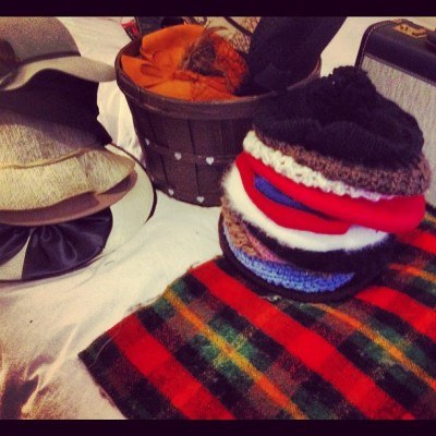 My #hat #obsession is growing everyday - #berets #fascinators #furhats #bighats … Lol tis the #season !  (Taken with Instagram)