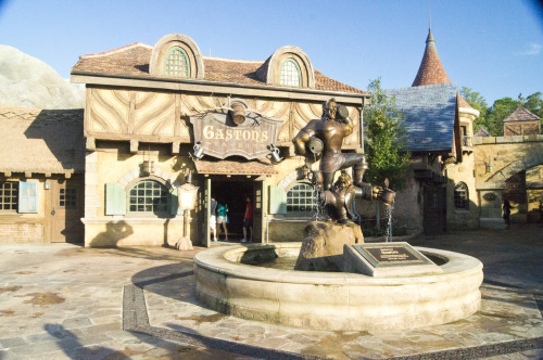 Gaston's Tavern - New Fantasyland