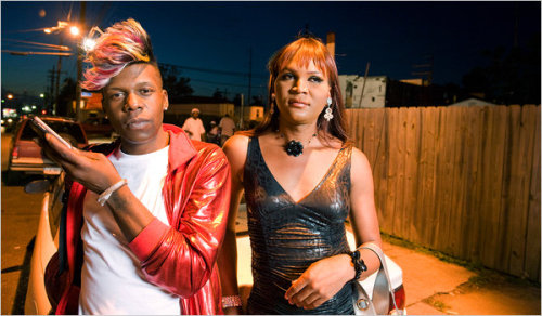 so-treu:  strugglingtobeheard:  trill-wave-feminism:  Big Freedia and Katey Red  Yes  YES.