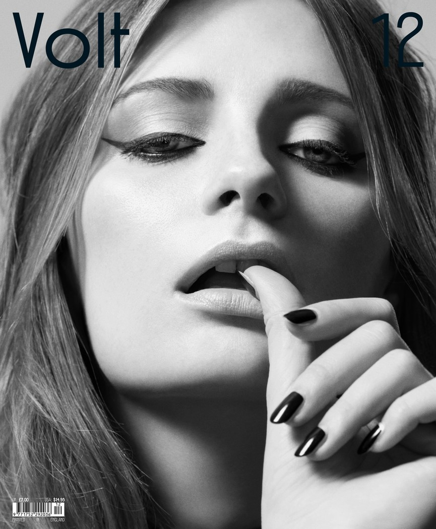 Mischa Barton by Obert Charbonnet for Volt no. 12