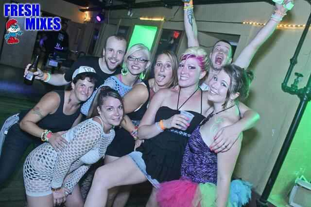 From my first rave ever! Love them all (: PLUR