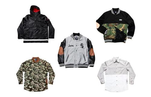 "SVPERB LA - Fall '12 ""Cut & Sew"" Collection Now available here"