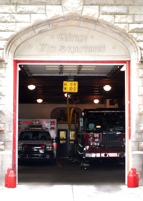 Chicago Fire Department.Chicago, Il.July 2012.