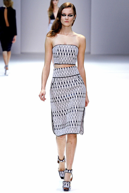 Jac at Guy Laroche, spring 2013