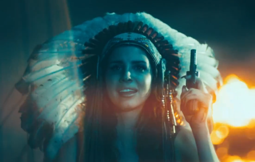 "Lana Del Rey continues to amaze those around her as an artist, and her new ten-minute epic of a music video for ""Ride"" is another stunner. The video, a tribute to finding true liberation in the open road, was written by the singer herself and directed by Anthony Mandler. Click [here] for the back-story and to watch the video!"