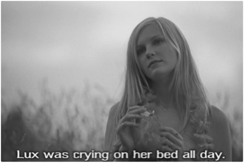 cupcake242:  The Virgin Suicides [1999]
