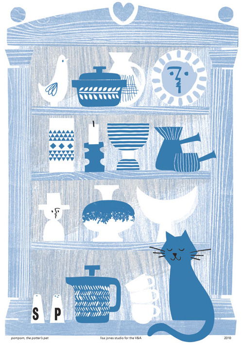 (via we say meow: Meow 68 / Lisa Jones)