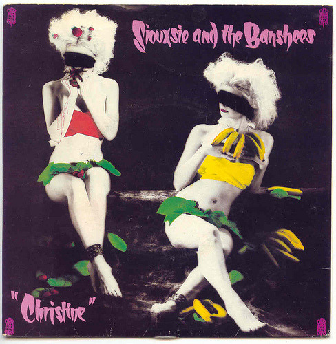 Christine - Siouxsie and the Banshees (1980) Released in my favorite Banshees album, Kaleidoscope. The song is the first part of two that are based on Christine Costner-Sizemore, whose struggles with multiple personality disorder are documented in the 1957 book and film, Three Faces of Eve.  The band first became interested in the case of Christine Sizemore following the discovery of an article in a 1977 Observer magazine about the strange case history of Sizemore. Steve Severin got hold of the book I'm Eve, co-written by Sizemore and her cousin Elen Sain Pittillo. Inspired, Steve Severin wrote the lyrics, focusing on Christine's two main personalities, The Banana Split Lady and The Strawberry Girl. Not only using lyrics as a form of story expression, Budgie changes the tempo throughout the song based on whichever personality is being sung about at the time. The equally amazing B-Side Eve White/Eve Black is possibly the band's darkest an gloomiest song. The second part to complete the 'Christine' narrative, it can also be found on the cover album Through The Looking Glass (and if you haven't listened to it yet, get it ASAP). Not to be outdone, Siouxsie took control of the musical direction for the song. Starting off slow and ambient, using the same synth pattern Steven uses in nearly every song on Kaleidoscope, it eventually builds up into a screaming crescendo the true extent of Siouxsie's vocals are on full display. If anyone wonders why Siouxsie and the Banshees are considered one of the 'classics' of the goth genre, they need only to listen.