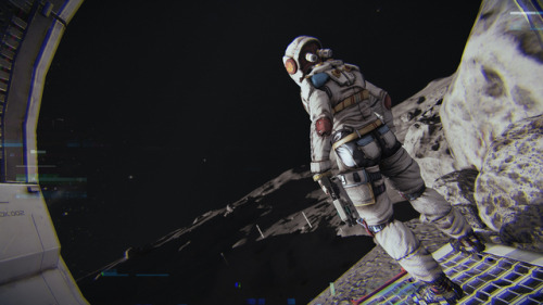 thisistheverge:  In space, no one can hear you die: a first look at 'Routine' Sci-fi horror by way of the 1980s