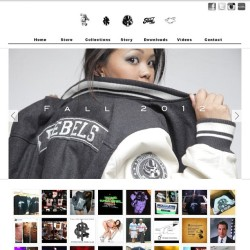 NEW #rebelclub fall NOW AVAILABLE on the online store. Go check it out. Www.rebel-club.com #fashion #tees #fall #streetwear #dope #walklikeus #rebelshit  (Taken with Instagram at Www.rebel-club.com)