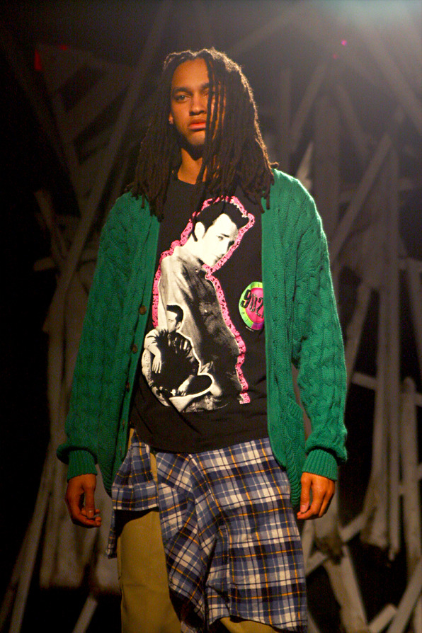 "Local Honey Fall Fashion Show '12 - ""So Alternative"" Photo by Itoro Udoko (TCR / PGS)"