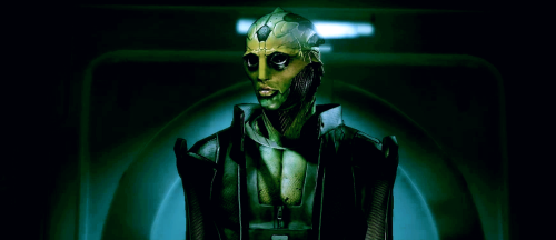 vaultdweller:    Companions Who Deserve Their Own Game→Thane Krios An assassin is a weapon. A weapon doesn't choose to kill. The one who wields it does.