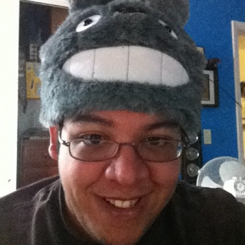 #totoro #hat #cute #nycc #kiljoyvideos  (Taken with Instagram)