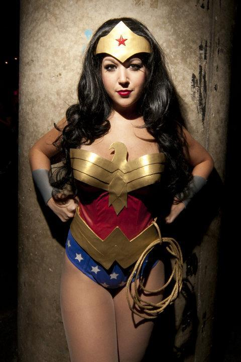 My Wonder Woman costume I made for NYCC. :]