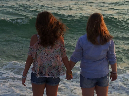 I already miss Florida. Stupid school.  #Bestfriend
