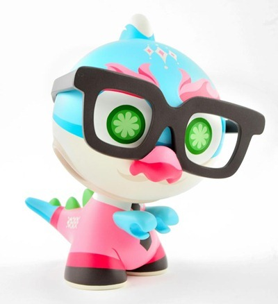 (via Vinyl Pulse|Daily News About Designer Toys)