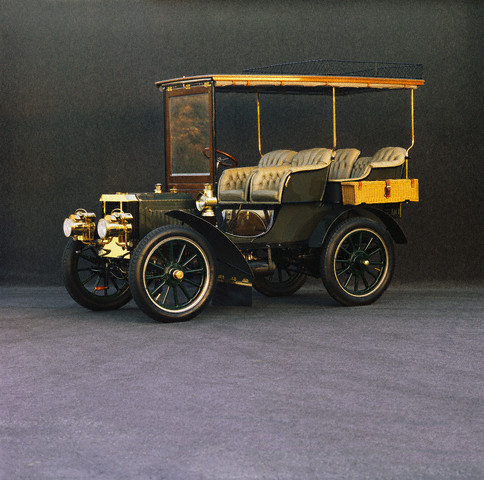 petitpoulailler:  darkladyofthelowlands: 1903 Peerless Touring  dream ride.