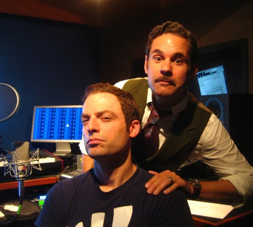 "AVAILABLE RIGHT NOW: THE POD F. TOMPKAST, EPISODE 21 featuring JUSTIN KIRK Whither The Home Piano? The Great Undiscovered Project Takes a field trip. From The Paul F. Tompkins Show: ""The Uncanny Hollow,"" featuring Andy Daly, Rich Sommer and Laraine Newman. Justin Kirk retroactively walks the walk.  SUBSCRIBE. DOWNLOAD. STITCH."
