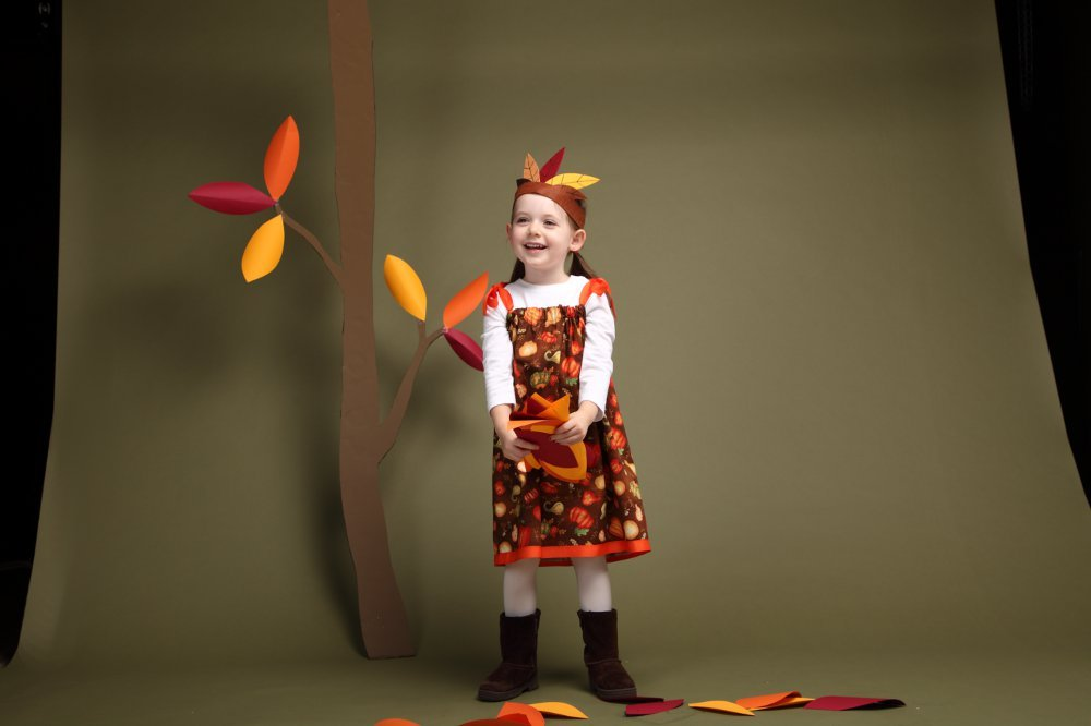 Fall photo favorite! We're head over heels for this adorable autumn cutie! From a recent photoshoot for zulily favorite, Cozy Bug