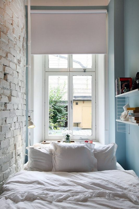 myidealhome:  love (via Bedroom / La maison d'Anna G.)