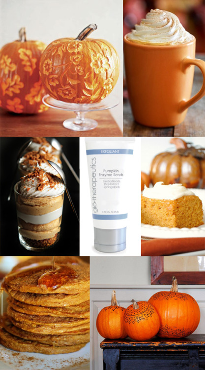 Love all things pumpkin? Then you will love our Pumpkin Enzyme Scrub!!
