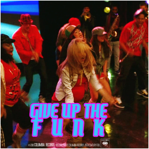 1x21 Funk | Give Up The Funk Alternative Cover