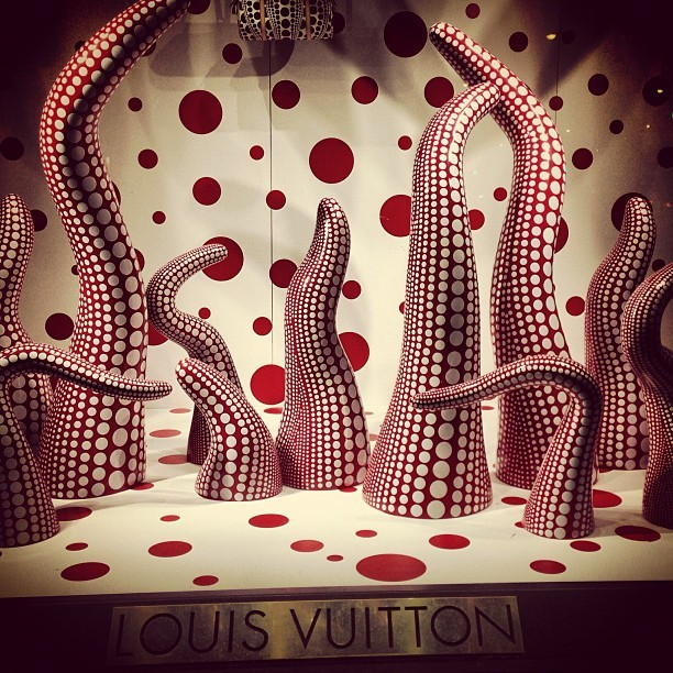 #louisvuitton #chicago  (Taken with Instagram)